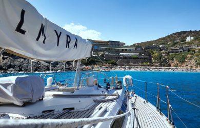 Yachts, Drink & Food Daios Hotel, greek-cuisine.com, Hotel auf Kreta