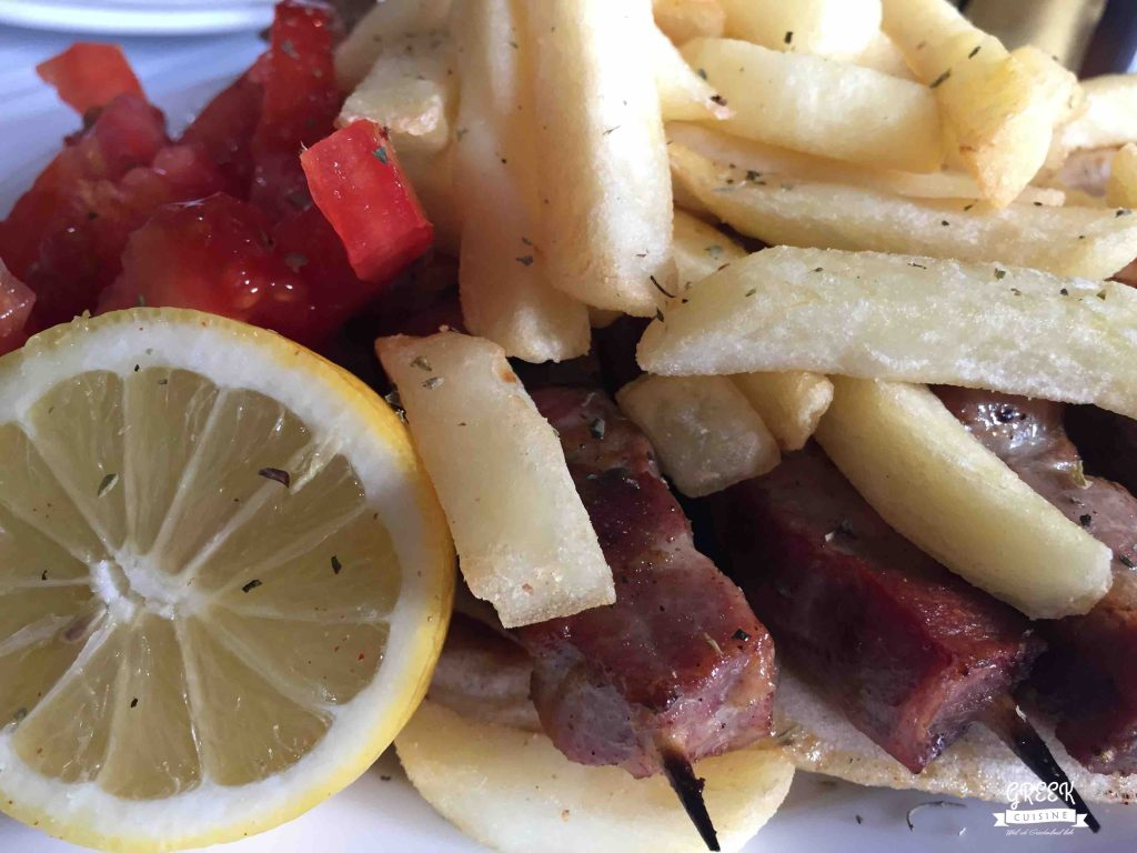 Suvlaki, greek-cuisine.com