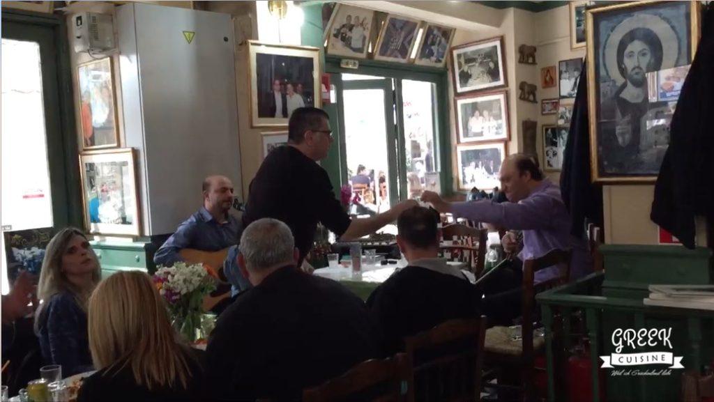 Taverne Bairaktiris, greek-cuisine.com