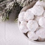 Kourabiedes ► griechisches Weihnachtsgebäck | GREEKCUISINEmagazine