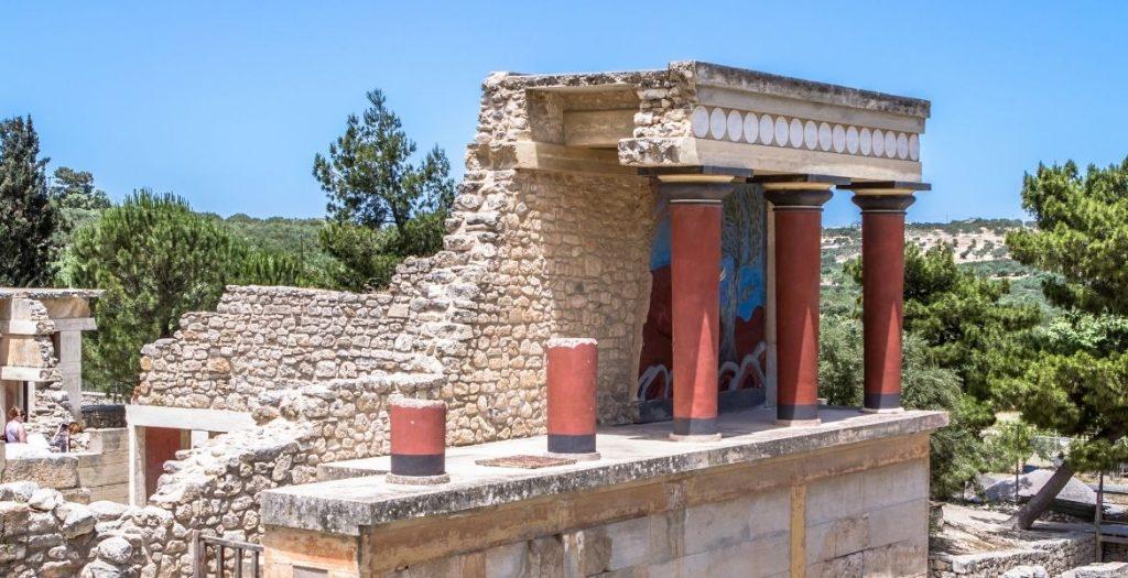 Knoosos ► Antiker Ort auf Kreta | GREEKCUISINEmagazin
