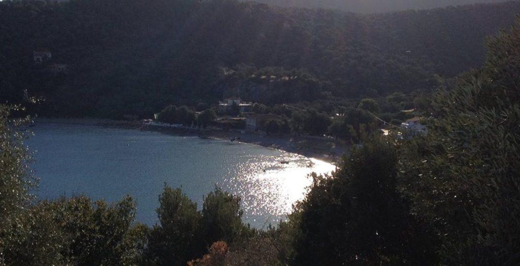 Geheimtipp Tarti Beach auf Lesvos