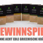 Feine griechische Kräuter von Fysis, Gewinnspiel auf greek-cuisine.com