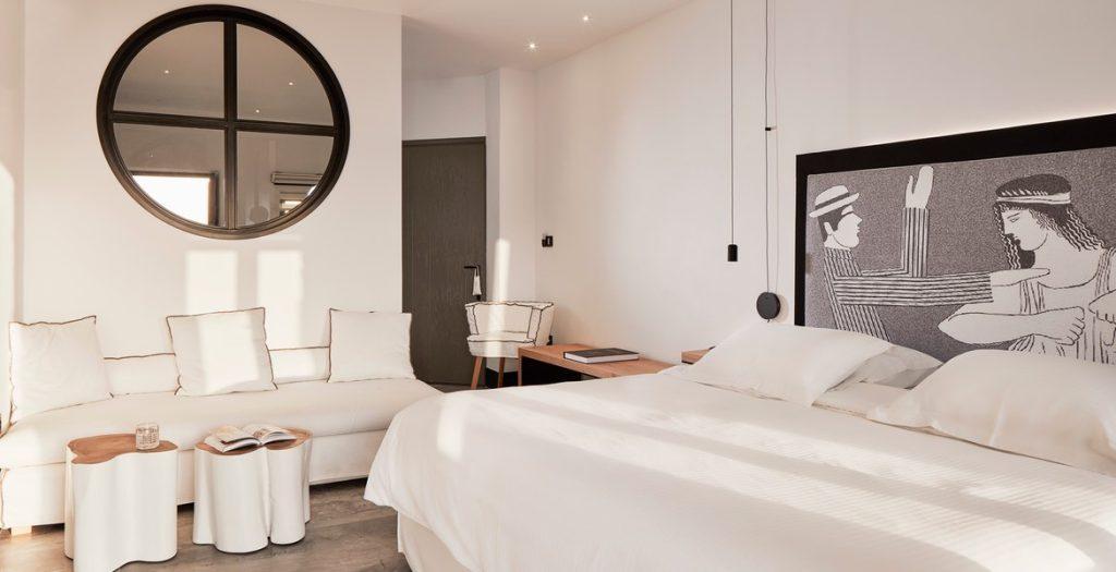 Rooms Liostasi Hotel auf Ios