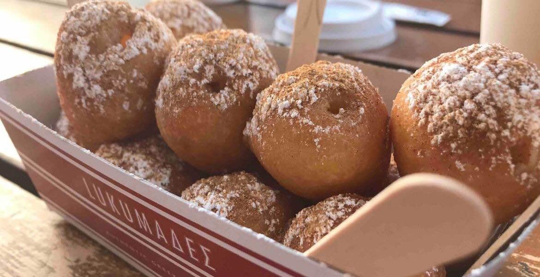 Loukoumades Eine Griechische Tradition Www Greek Cuisine Com