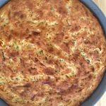 Zimaropita Zucchini mit Schafskäse ► griechisches Zucchinirezept | GREEKCUISINEmagazine